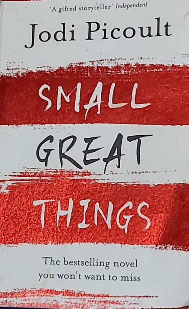 Book Review of Small Great Things by Jodi Picoult